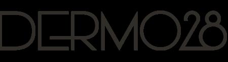 D28 logo black